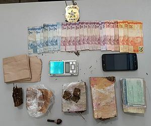 Mulher é presa suspeita de tráfico de drogas em operação da Polícia Civil no Agreste