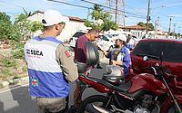 Lei Seca aborda mais de mil veículos e prende 7 condutores por embriaguez no Carnaval
