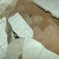 Cratera se abre em quarto de casa na Marquês de Abrantes, em Bebedouro