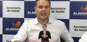 Sesau confirma primeiro caso de coronavírus no interior de Alagoas