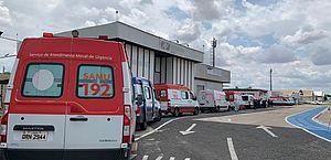 Nove pacientes de Manaus com Covid chegam a Teresina; dois vão para a UTI