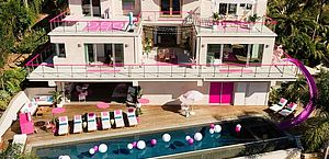 Casa da Barbie em tamanho real nos EUA recebe hóspedes por R$ 250 a noite