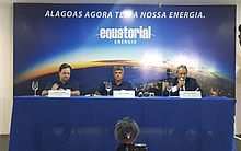 Humberto Soares, Augusto Miranda e Firmino Sampaio