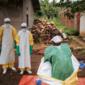 Surto de ebola assolou países da África