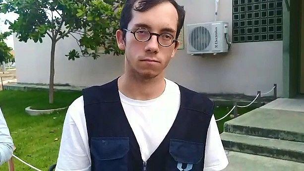 Marcos Ferreira, pesquisador do CPRM