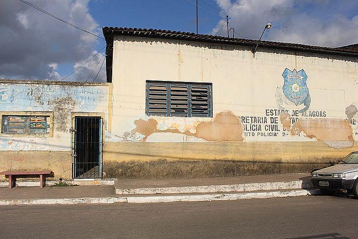 Delegacia de São Luís do Quitunde