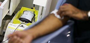 Junho Vermelho busca aumentar número de doadores de sangue