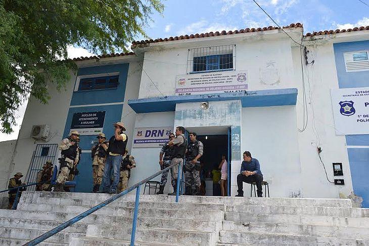 Delegacia de Delmiro Gouveia