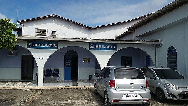 Sede da Deic, em Santa Amélia