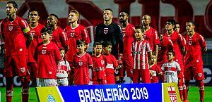 Embalado por vitória, CRB tenta engrenar na Série B e enfrenta Operário no Paraná