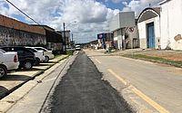 Obras no contorno da Bomba do Gonzaga são finalizadas e trecho será desbloqueado