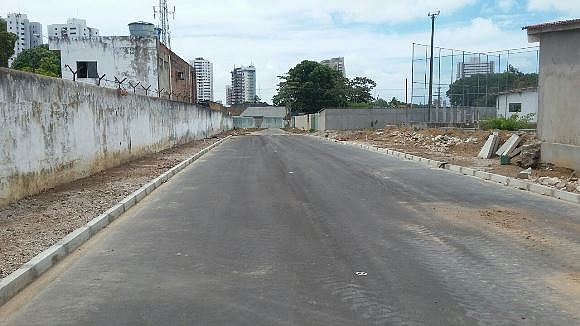 Eixo Cepa passa pelo bairro Pinheiro