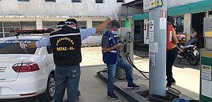 Fiscalização da Sefaz flagra quase 500 mil litros de etanol sem nota fiscal em Alagoas