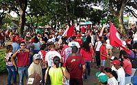 Em Maceió, entidades fazem ato contra a reforma da Previdência