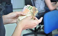 Estado libera pagamento da primeira faixa salarial nesta quarta-feira