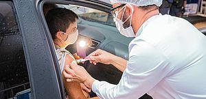 1.183.488 doses das vacinas contra a Covid-19 foram aplicadas em Alagoas