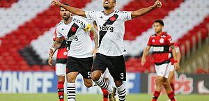 Vasco encerra tabu e vence Flamengo por 3 a 1 no Maracanã