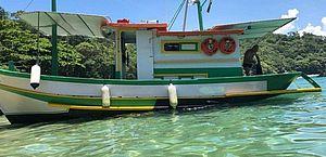 Após um mês, barco onde estava casal morto em Angra do Reis segue desaparecido