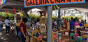 MCZ Play movimenta o bairro de Jaraguá.