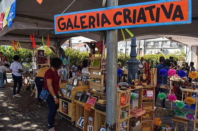 Mcz Play ocupa ruas do Jaraguá com palestras, feira e exposições