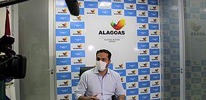 Sesau alerta para crescimento de casos de covid no interior de Alagoas
