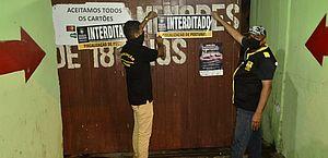 Operação conjunta notifica motéis que funcionavam sem alvará em Maceió