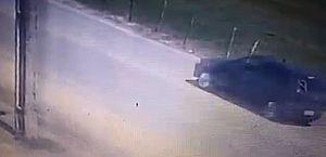 Polícia divulga imagens de carro que pode ter sido usado em homicídio em Coruripe