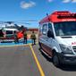 Ceará: menino sente falta de ar, é levado ao hospital e família descobre caroço de siriguela