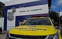Baiano é preso acusado de estelionato em agência bancária de Maceió