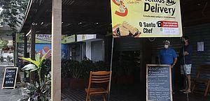 Bares e restaurantes do Rio de Janeiro reabrem hoje com até 50% da lotação