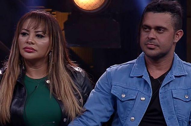 Márcia e Rod perdem prova do Power Couple Brasil e correm risco de eliminação