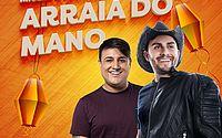 Mano Walter faz live de São João com a presença de Bruno Ventura e transmissão no TNH1