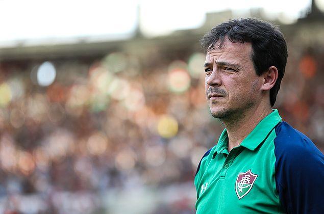 Um dia após perder para o CSA, Fernando Diniz é demitido pelo Fluminense