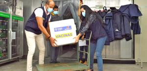 Alagoas recebe 79.520 mil doses de vacinas contra a Covid-19 nesta sexta-feira