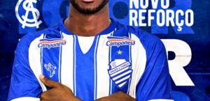 CSA anuncia contratação do lateral-esquerdo Igor Fernandes