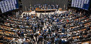 Proposta corta pela metade a cota para gabinetes dos deputados em caso de pandemia
