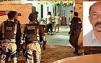 Aloísio foi morto por ter sido reconhecido pelos assaltantes como policial