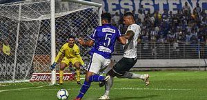 Goiás bate CSA com gol de Michael e se torna o melhor time do returno