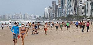 Secretários pedem toque de recolher nacional e fechamento de escolas, bares e praias contra colapso da saúde na pandemia