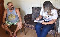 Semas realiza levantamento populacional no Pinheiro
