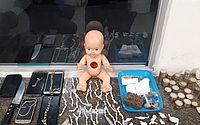 "Traficantes de Natal usam boneca ""de Chernobyl"" para esconder drogas"