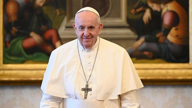 Divulgação/Vatican Media