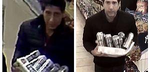 Sósia de Ross, de 'Friends', homem que roubou mercado na Inglaterra é preso