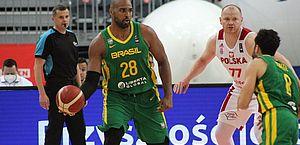 Basquete: Brasil vence Polônia em amistoso antes do Pré-Olímpico