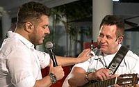 Bruno critica Marrone em live e internautas condenam atitude do cantor