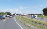 Ciclista tenta fugir de assalto e morre atropelado por caminhão em Jaboatão-PE