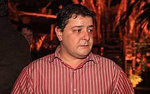 O empresário Fábio Luis Lula da Silva, o Lulinha, filho do ex-presidente