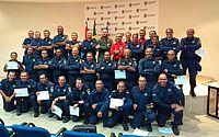 PF concede porte de arma para 30 guardas municipais de Maceió