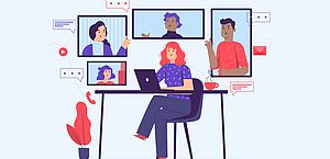 6 ferramentas para fazer reuniões durante a quarentena