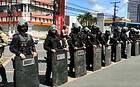 'Ações trabalhistas se resolvem na Justiça, não interditando vias', diz secretário sobre uso da força policial em protesto